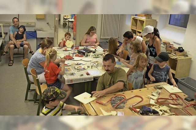 Buntes Programm und viele Besucher in Broggingen