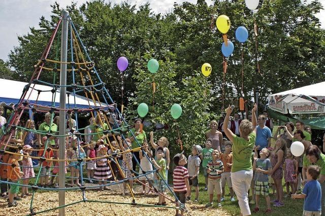 Ein kunterbuntes Fest der Kinder