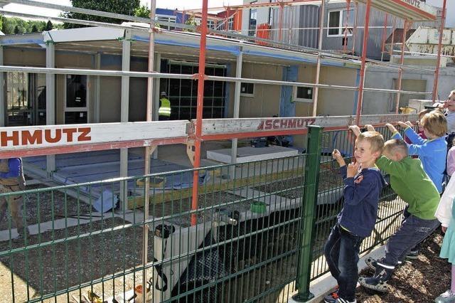 Neuer Kindergarten in Rheinweiler etwas teurer