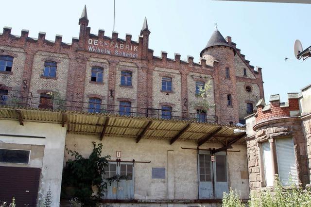 Ölmühle Schmidt und Sägewerk Langenbach werden abgerissen