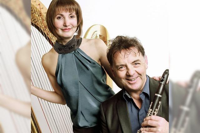 Musikalische Reise durch Europa mit dem Duo Imaginaire