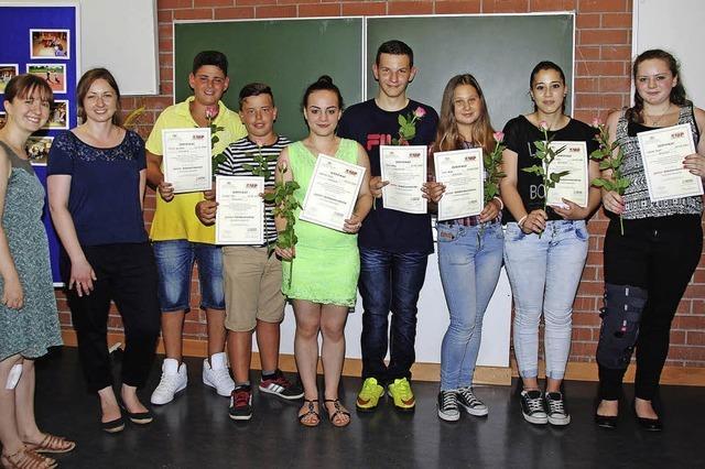 Schüler als Organisatoren