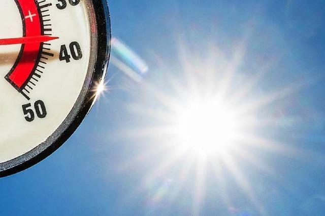 Warum geht der Hitzerekord nicht nach Südbaden?