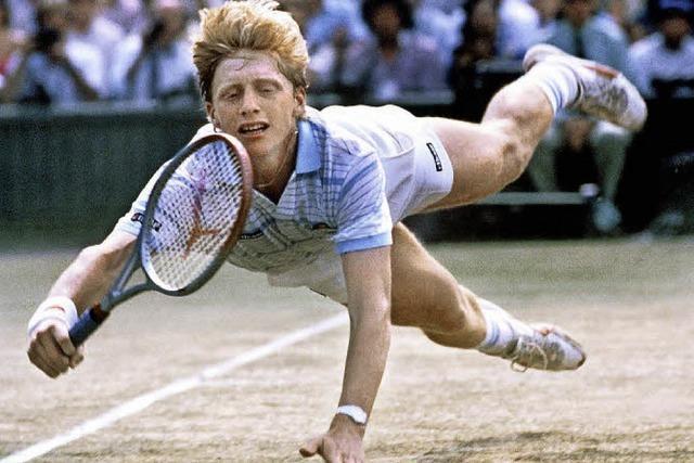Das Wunderkind von Wimbledon