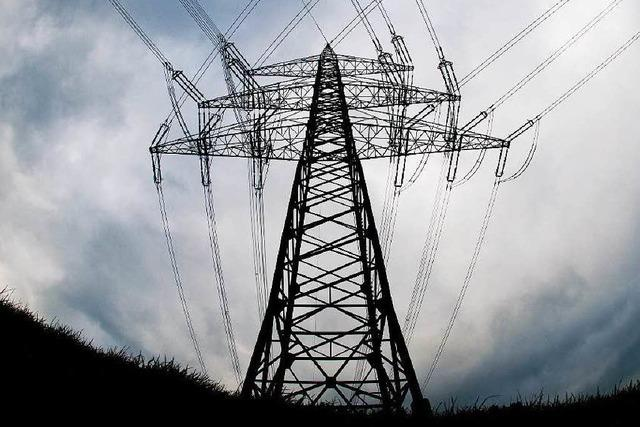 Stromausfall in Auggen, Bad Bellingen, Schliengen und Steinenstadt