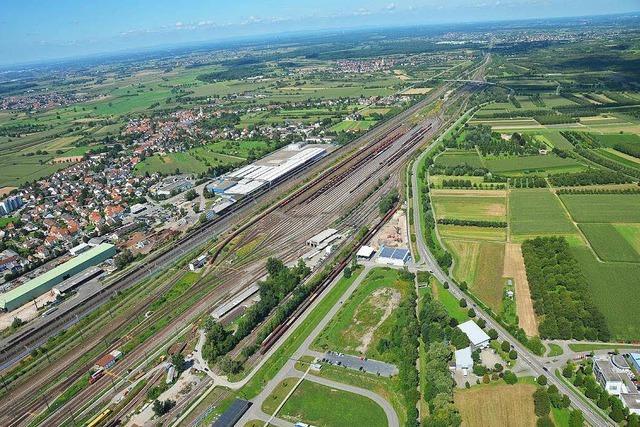 DB Netz AG investiert in den Güterbahnhof