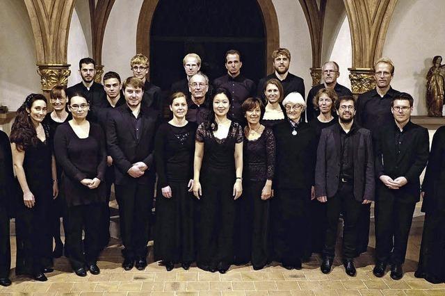 Das Freiburger Bach-Collegium mit Barockem in Hinterzarten, Freiburg und Müllheim