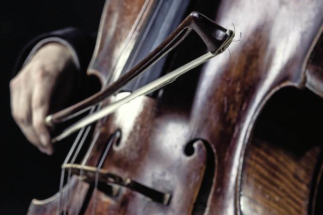 Cello mal 12 im Freiburger Humboldtsaal