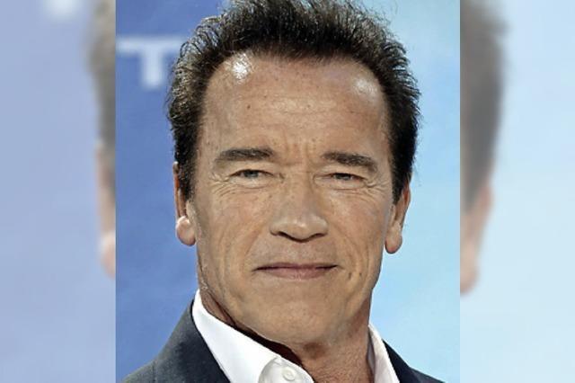 """Arnold Schwarzenegger: """"Ich fühle mich großartig"""""""