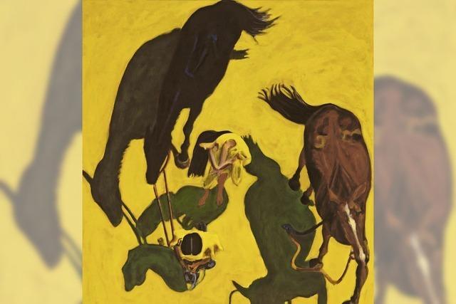 Norber Tadeusz im Museum für aktuelle Kunst Durbach