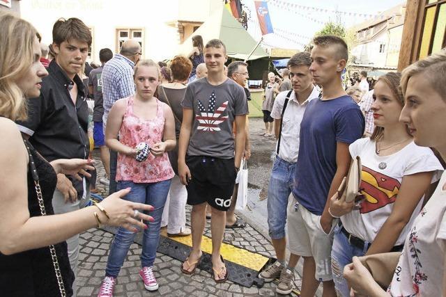 Eine Chance für junge Kroaten