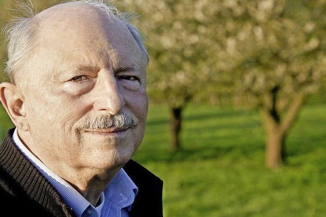 Stefan Pflaum nimmt sich das Thema Wein vor.