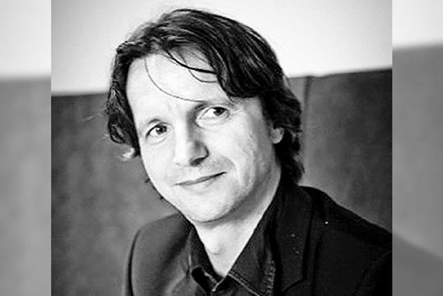 Axel Kühn gibt sein Antrittskonzert an der Musikhochschule.