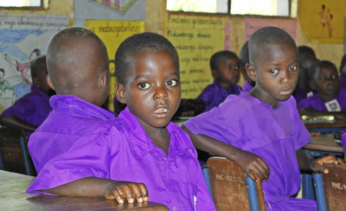 Tukolere Wamu engagiert sich mittlerwe...n von Bildung ein wichtiges Anliegen.   | Foto: Sabine Model/Tukolere