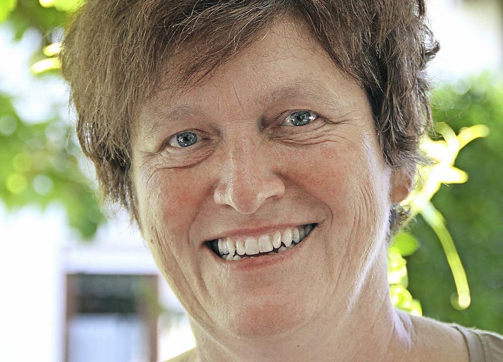 Gertrud Schweizer-Ehrler ist seit 1995 Vorsitzende von Tukolere Wamu  | Foto: Sabine Model