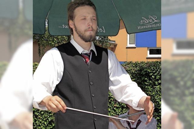 Neuer Dirigent aus New York
