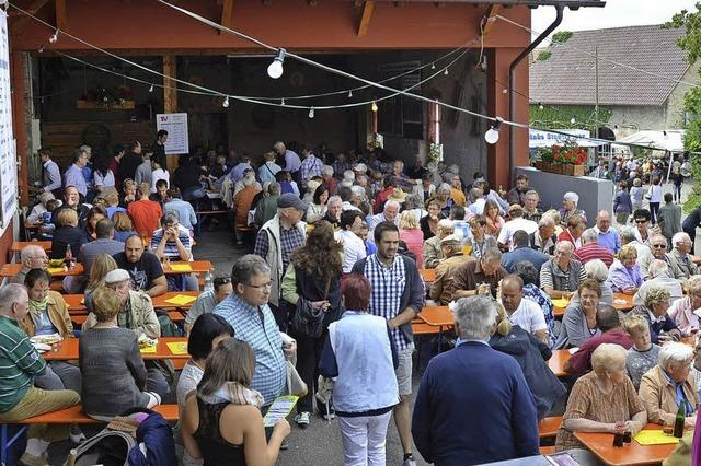Zum ersten Mal nach 30 Jahren gibt es kein Wolfenweiler Weinfest