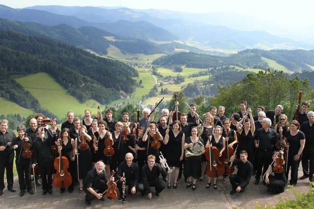 Symphonie von Musik und Landschaft