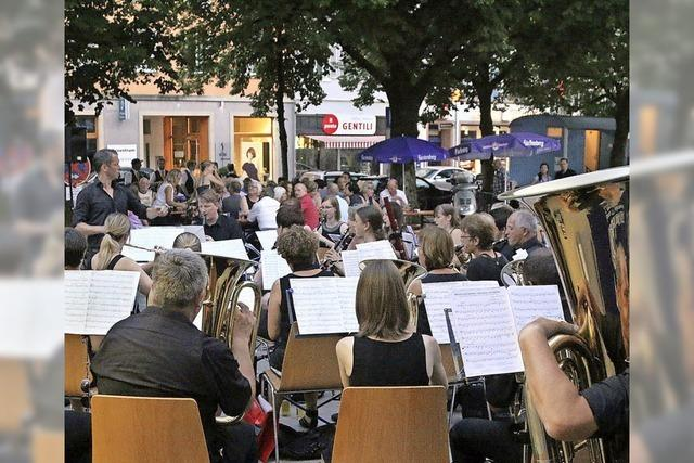 Musik unter den Linden