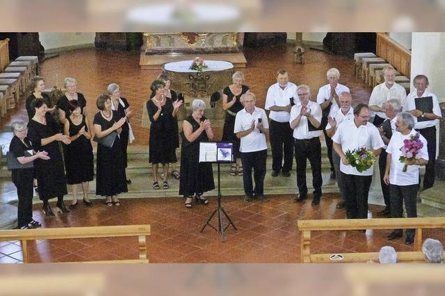 Ein barockes Kirchenkonzert sondergleichen