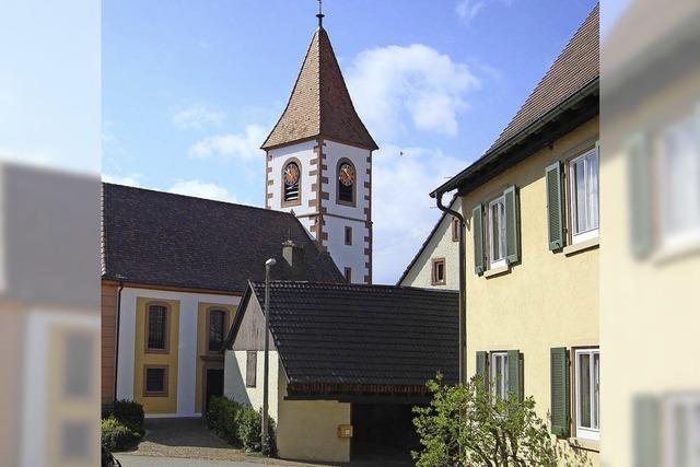 Festgottesdienst zum Kirchenjubiläum