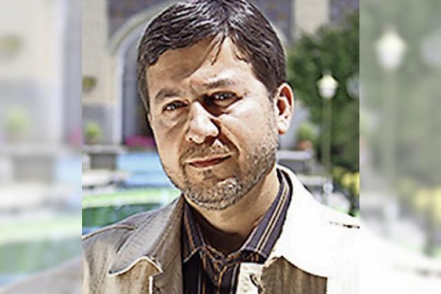 Mehdi Jamali Nejad ist Bürgermeister in Isfahan