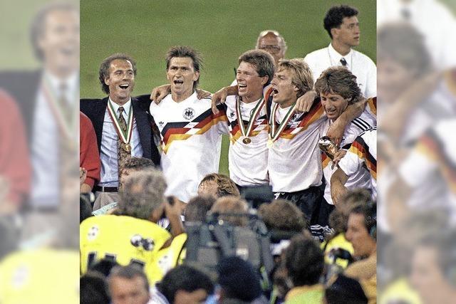 Das WM-Finale von Rom jährt sich zum 25. Mal