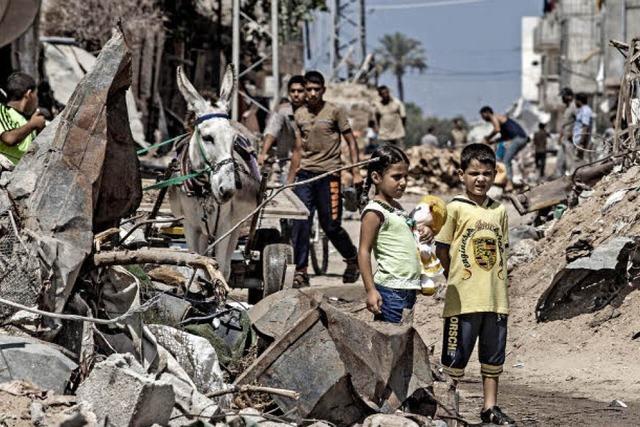 Das böse Erwachen in Gaza