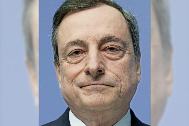 Ein glühender Verfechter des Euro