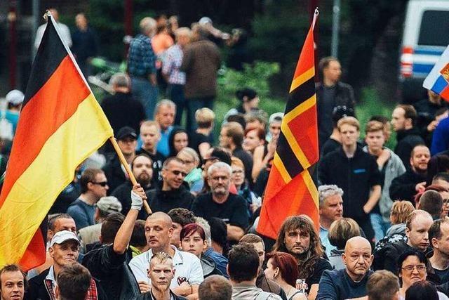 Wo der Hass regiert: Freital und das Flüchtlingsheim