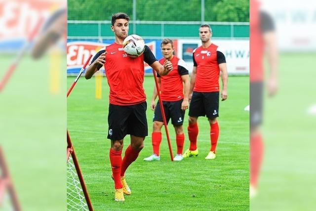 Warum der SC Freiburg für Vincenzo Grifo der richtige Verein ist