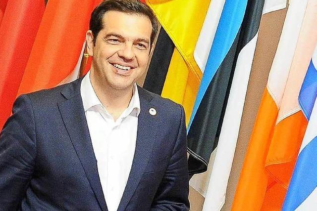 Griechenland stellt neuen Hilfsantrag – Countdown läuft