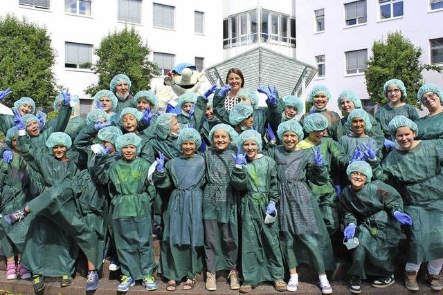 28 neue Ärzte für das Herzzentrum