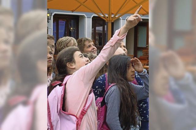 Das Münster machte großen Eindruck