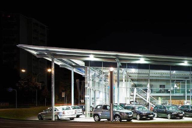 Fahrzeugvertrieb in Freiburg wird geschlossen