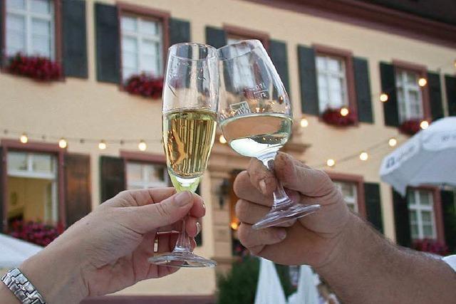 Am Wochenende findet das Ebringer Wein- und Sektfestival statt