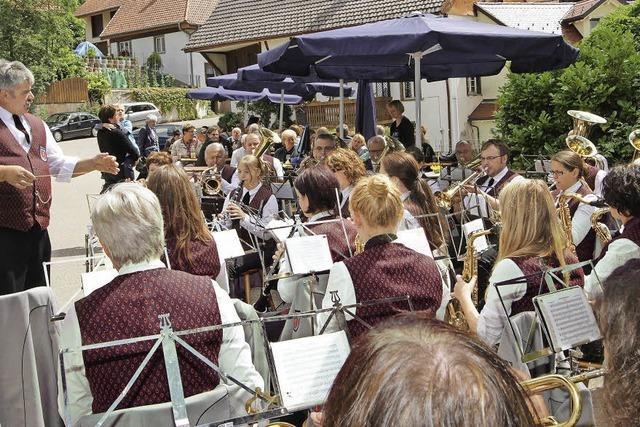 Dorffest in Ühlingen-Birkendorf