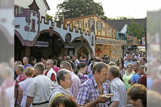 Nepomukfest in Neuenburg am Rhein