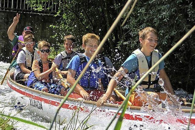 Leseclub eröffnet Ferienprogramm