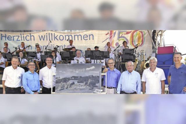 Riesiges Familienfest zum 150. Geburtstag