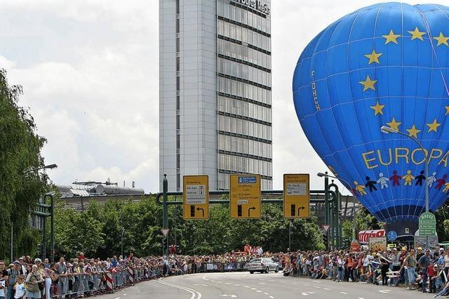 Vor 10 Jahren rollte die Tour de France durch Offenburg