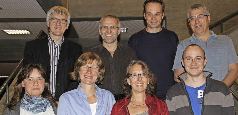 Das Foto zeigt in der oberen  Reihe vo...Buhk, Susanne Meyer und Uwe Gleißner.   | Foto: privat