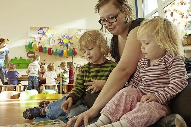 Kinderbetreuung entwickelt sich in Müllheim zu einer Mammut-Aufgabe