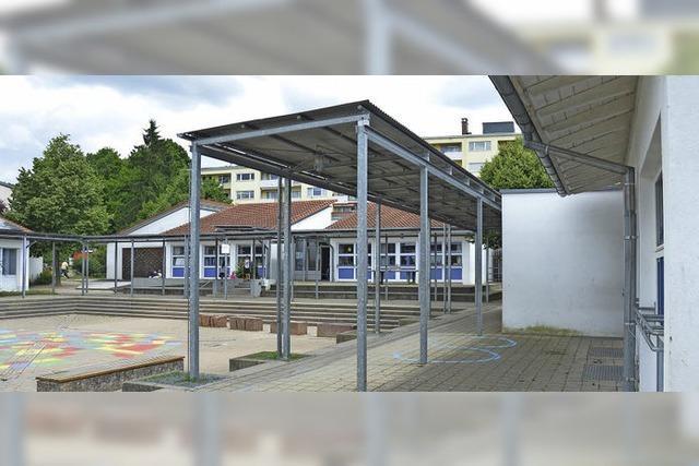 Grundschule Salzert - seit 25 Jahren im Zentrum des Stadtteils