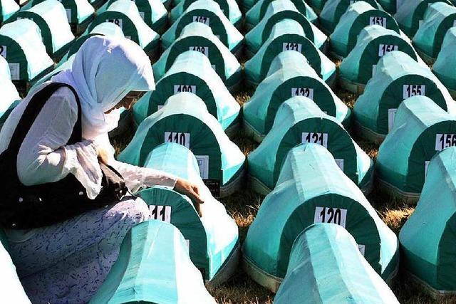 Massaker von Srebrenica: Ein kühl geplanter Völkermord