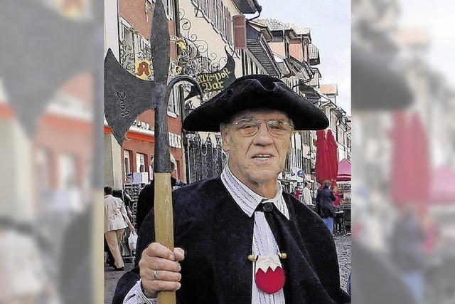 Stadtführung mit Hubert Baumgartner
