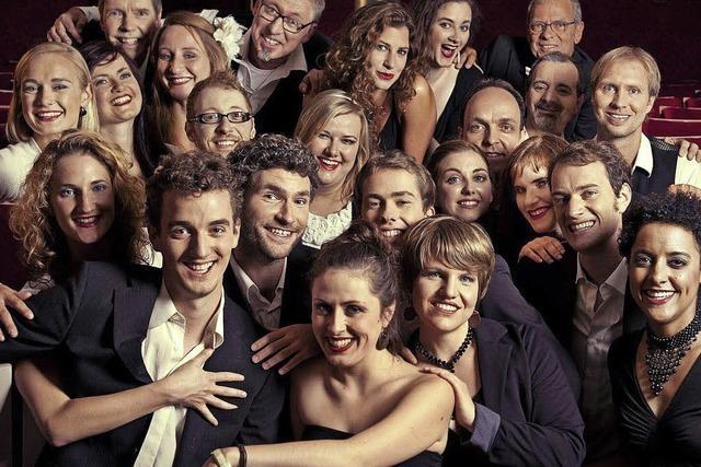 Jazz und Spirituals in St. Blasien