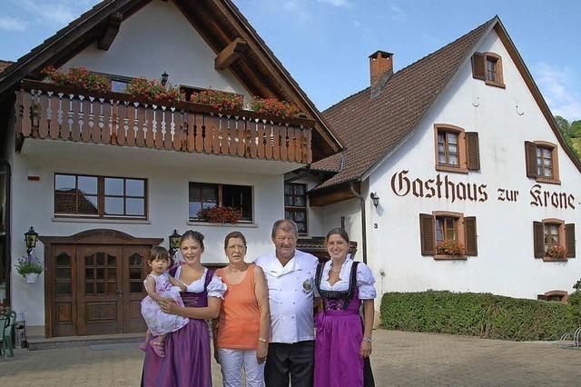 Traditionsgasthaus eröffnet wieder in Wies