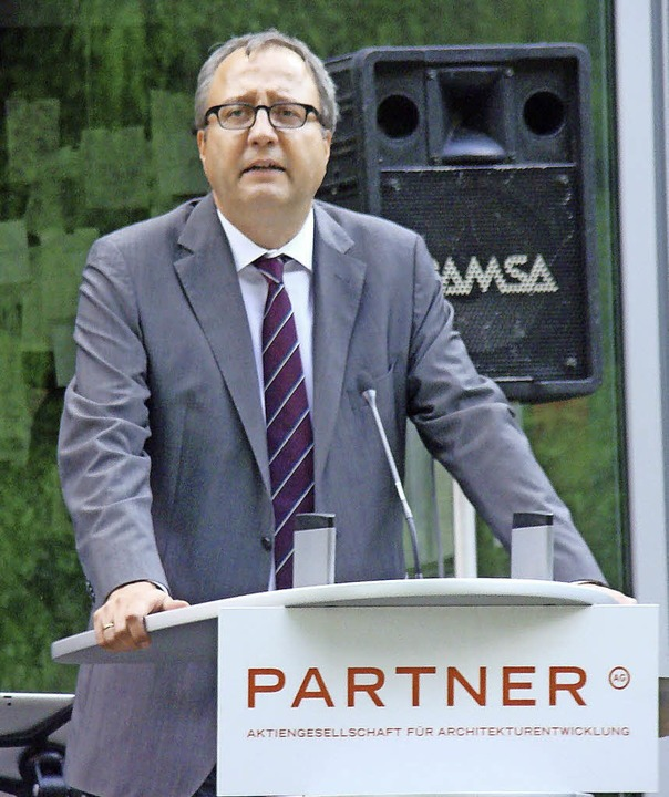 Andreas Voßkuhle, Chef des Bundesverfassungsgerichts   | Foto: ramm-weber
