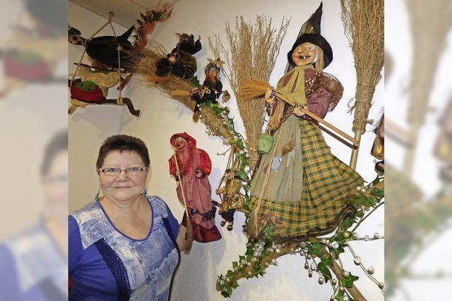 Ein Keller voller Hexen in Diersburg